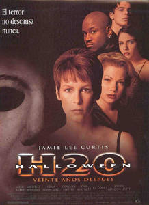Halloween H20: 20 años después